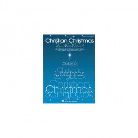 The Christian Christmas Piano, Vocal, Guitar Songbook  Hal Leonard