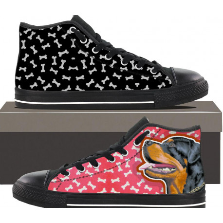 Mens Hightop - Black
