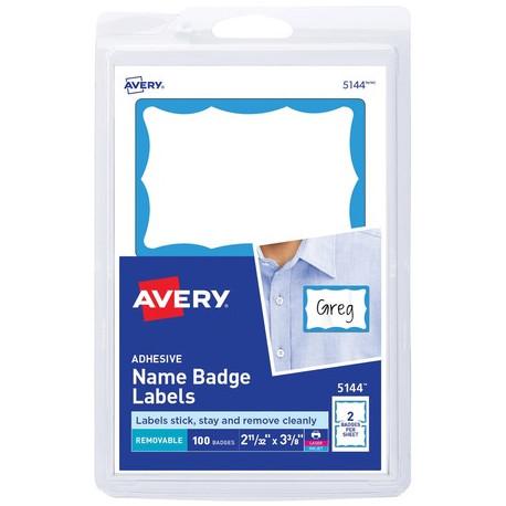 Name Badges/Lanyards