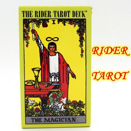 Rider Waite Tarot Card Deck