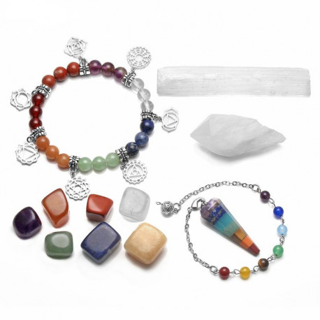 Ultimate Chakra Healing Crystal Collection