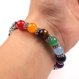 FREE 7 Chakra Reiki Healing Heart Bracelet