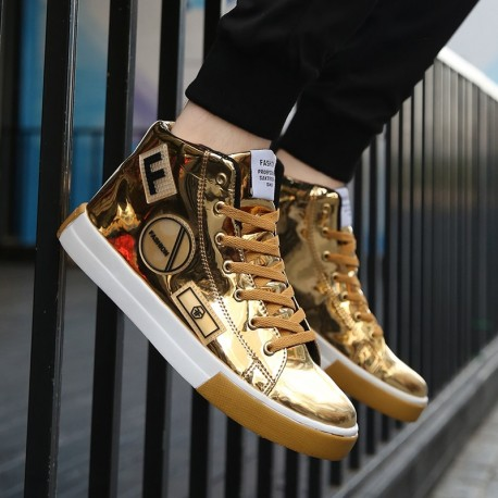 HIGH TOP ROMMEDAL F20155
