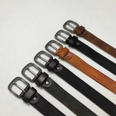 Men's leather belt FT 30100 ( European and American Fashion )