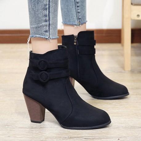 Ankle Boots Serie F2085 (WDHKUN)