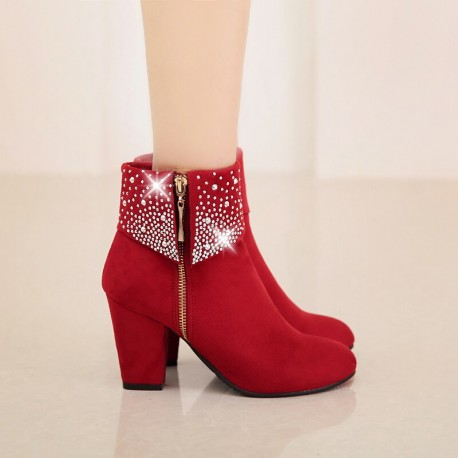 Super Ankle Boots F2085