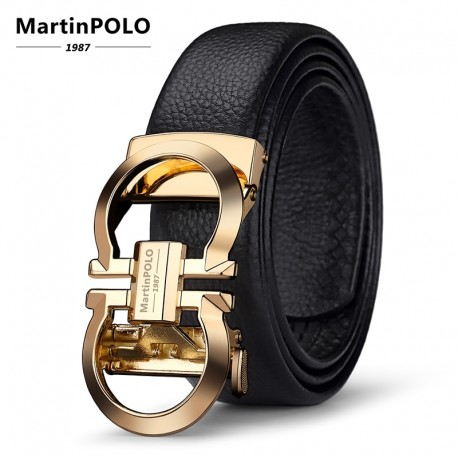MARTINPOLO F20470 (Luxury Genuine Leather Belt Collection)