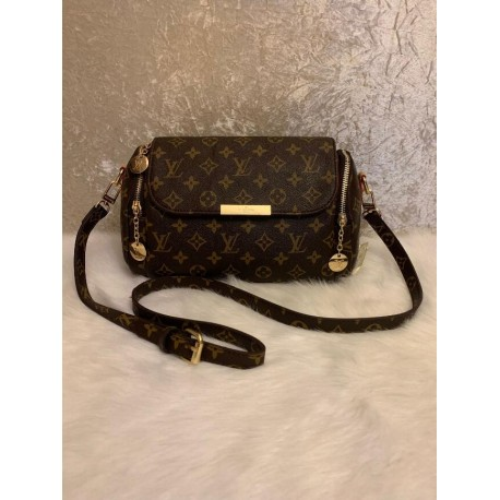 CROSSALA FB20463 ( LOUIS VUITTON leather Shoulder Bag )