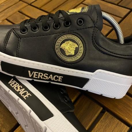 MERCENEUR F20459 ( VERSACE Men's Sneaker Collection)