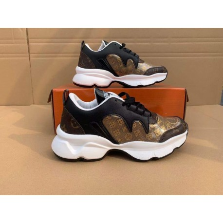 REALL F20531 ( Louis Vuitton Women's 2021 Sneaker Collection)