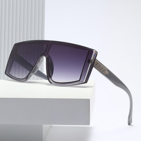 THE SHADO F20518 ( New Fendi Oversized Fashion Sunglasses )
