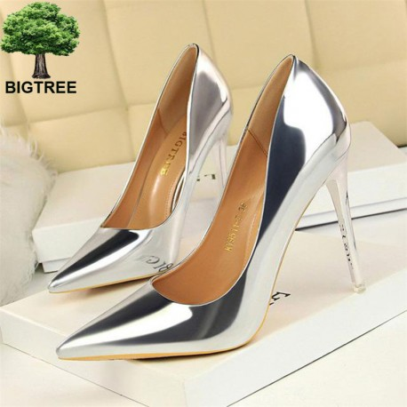 PARTY BIGTREE F20513 ( Women's Brand High Heel Collection )