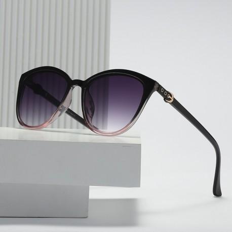 NEW CAT EYE Collection F20517 ( Women's Fashion Sunglasses )