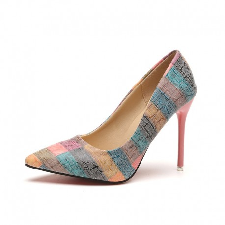CLAIRE F20513 ( Women's New 2021 high heels collection )