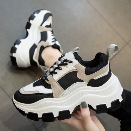 THE CHUNKY F20510 ( Fashion Women's New Sneakers Collection )