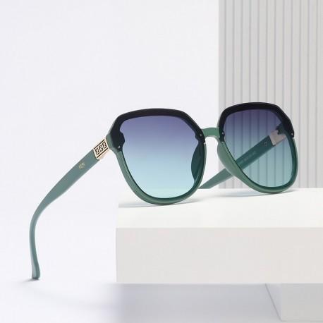 FENDY 2021 RECTANGLE F20505 ( Luxury Women's Sunglasses )