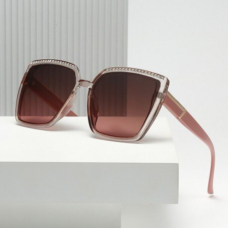 STORN SQUARE F20503 ( Women's Diamond Sunglasses )
