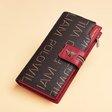 NEW LONG FW20493 ( 2021 WilliamPolo Wallet Collection )