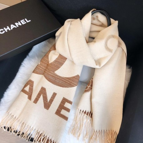 JACQUARD F20497 ( 2021 Chanel women's Scarf Collection )