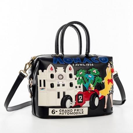 NEW MONACO FB20496 ( Trendy Fashion Women Handbags)