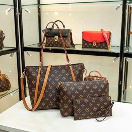 TRIPLEXA F2377 ( 3Pcs/Set Women's Designer Bags )