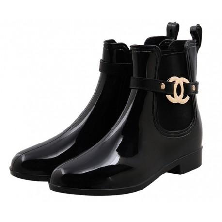 CHIC CHIC F20374  ( Women's Fashion  Brand Rain Boots )