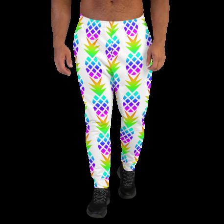 *CUSTOM* Unisex Rainbow Pineapple Pants