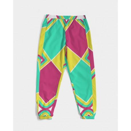 *CUSTOM* Vintage Neon Retro Jogger Pants