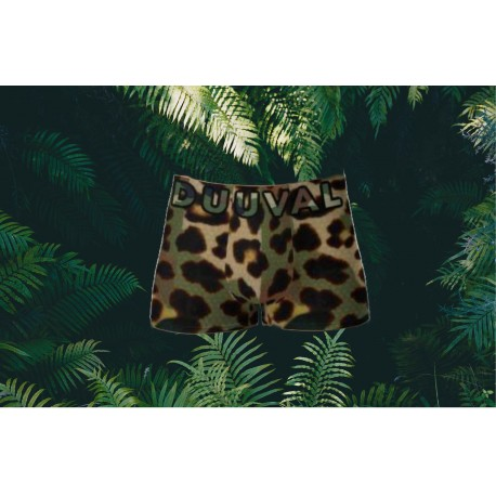 *CUSTOM* Duval Camouflage Jaguar  Briefs