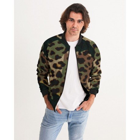 *CUSTOM* Jaguar Bomber Jacket