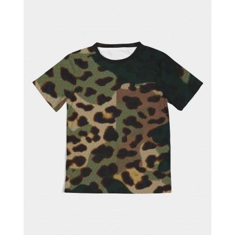 *CUSTOM* Kids Camouflage Jaguar Top