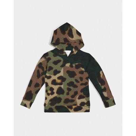 *CUSTOM* Kids Camouflage Jaguar Hoodie