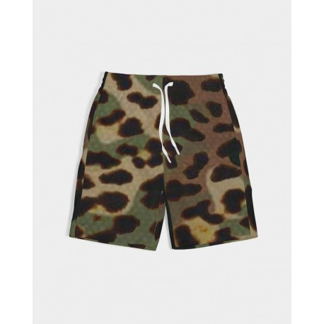 *CUSTOM* Kids Camouflage Jaguar Swim Trunks