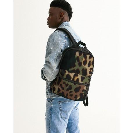 *CUSTOM* Compact Camouflage Jaguar Travel Bag