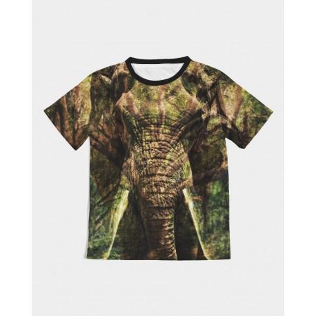 *CUSTOM* Kids Tree Of Life Elephant Top
