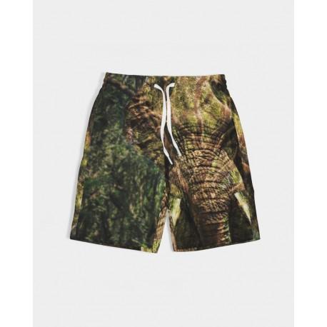 *CUSTOM* Kids Tree Of Life Elephant Swim Trunks