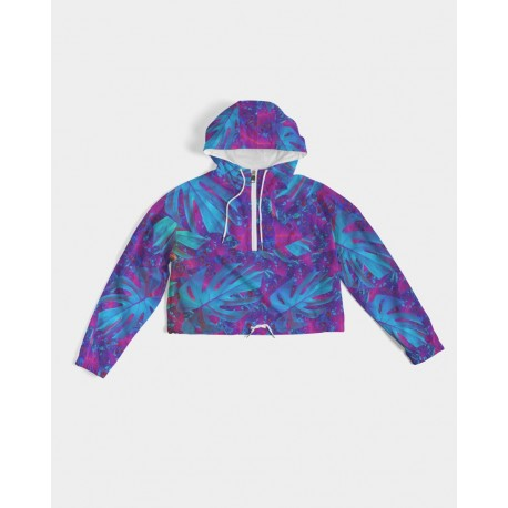 *CUSTOM* Abyss Forest Windbreaker