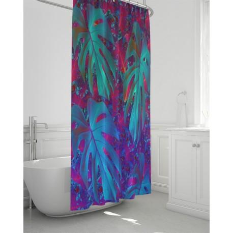 *CUSTOM* Abyss Forest Bathroom Curtain