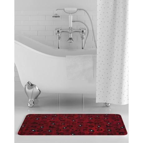 *CUSTOM* Blood Moon Rising Bathroom Mat