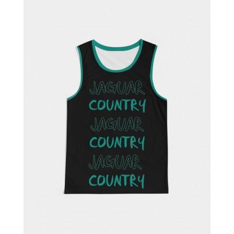 *CUSTOM* Jaguar Country No Sleeve Top
