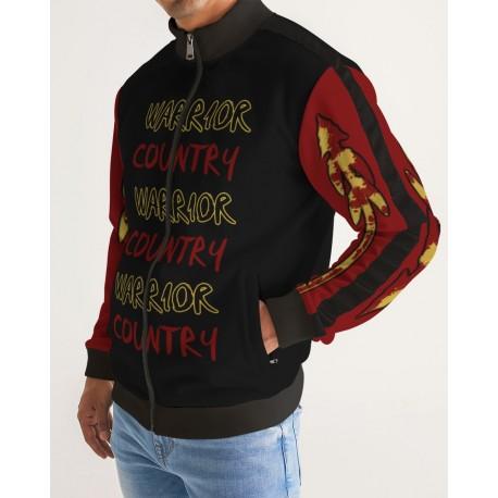 *CUSTOM* Warrior Track Jacket