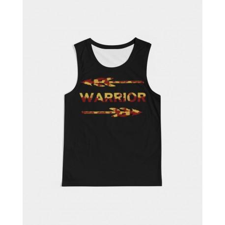 *CUSTOM* Warrior No Sleeve Top