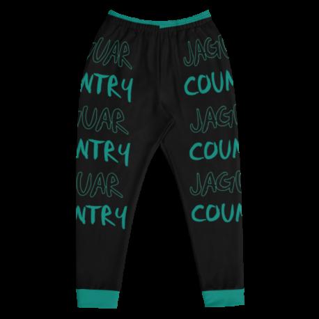 *CUSTOM* Jaguar Country Jogger Pants (Ultra Soft Fleece Inside)