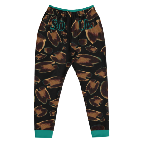 *CUSTOM* Bold Jaguar Soul Fade Jogger Pants (Ultra Soft Fleece Inside)