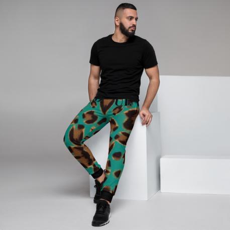 *CUSTOM* Bold Jaguar Soul Jogger Pants (Ultra Soft Fleece Inside)
