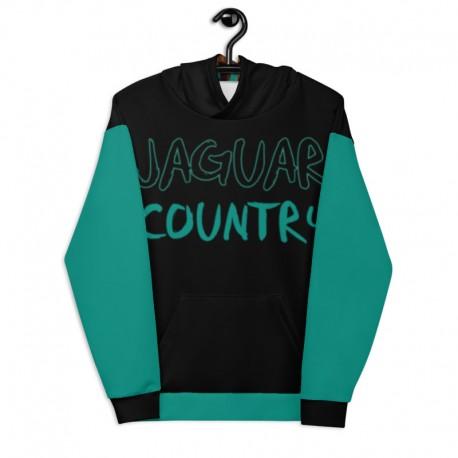 *CUSTOM* Jaguar Country Hoodie (Ultra Soft Fleece Inside)