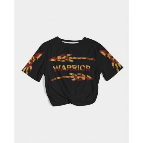 *CUSTOM* Warrior Twist Tank