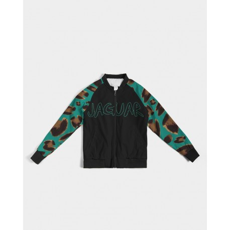 *CUSTOM* Jaguar Country Bomber Jacket