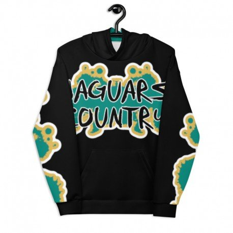 *CUSTOM* Vintage Jaguar Hoodie (Ultra Soft Fleece Inside)