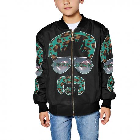 *CUSTOM* Kids TD Bomber Jacket